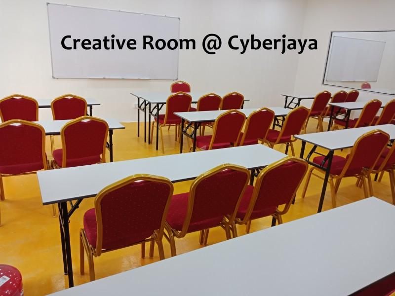 Training room Cyberjaya